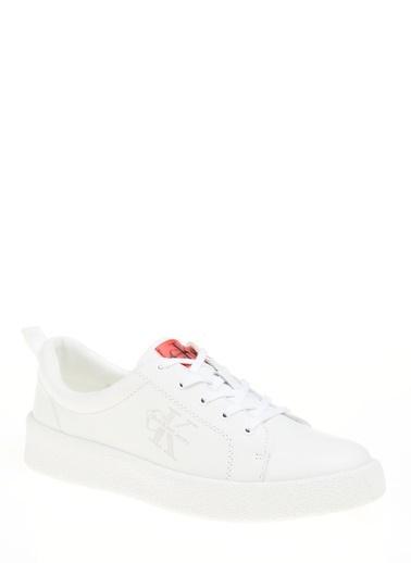 Calvin Klein Sneakers Beyaz